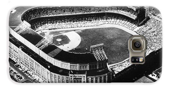 New York: Yankee Stadium Galaxy S6 Case by Granger