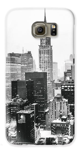 Nyc Snow Galaxy S6 Case by Vivienne Gucwa