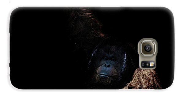 Orangutan Galaxy S6 Case by Martin Newman