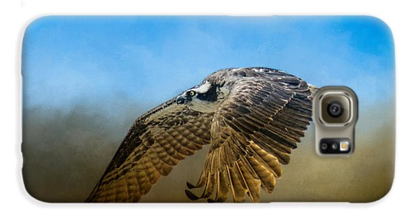 Osprey Over Pickwick Galaxy S6 Case by Jai Johnson