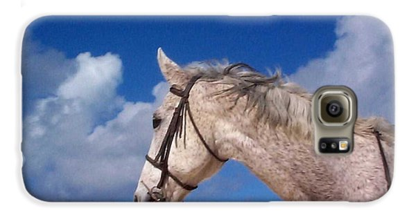 Pancho Galaxy S6 Case by Mary-Lee Sanders