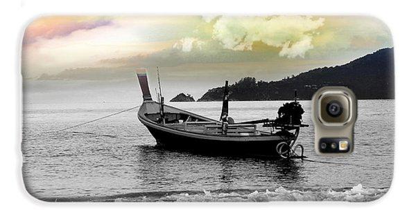 Patong Beach Galaxy S6 Case by Mark Ashkenazi
