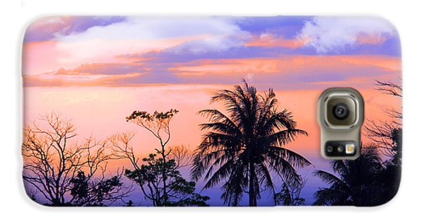 Patong Thailand Galaxy S6 Case by Mark Ashkenazi
