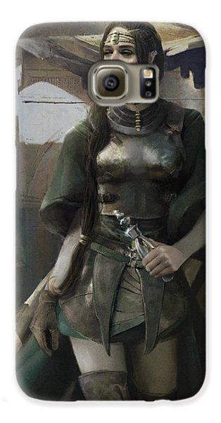 Phial Galaxy S6 Case by Eve Ventrue