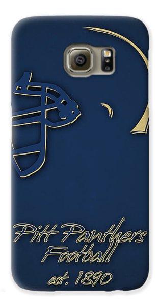 Pitt Panthers Galaxy S6 Case by Joe Hamilton