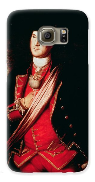 Portrait Of George Washington Galaxy S6 Case by Charles Willson Peale