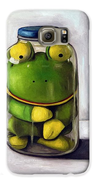Preserving Childhood Galaxy S6 Case by Leah Saulnier The Painting Maniac