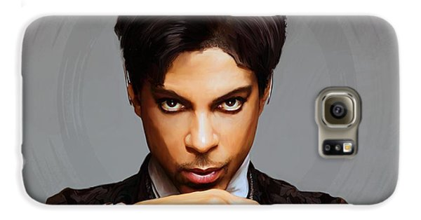 Prince Galaxy S6 Case by Paul Tagliamonte