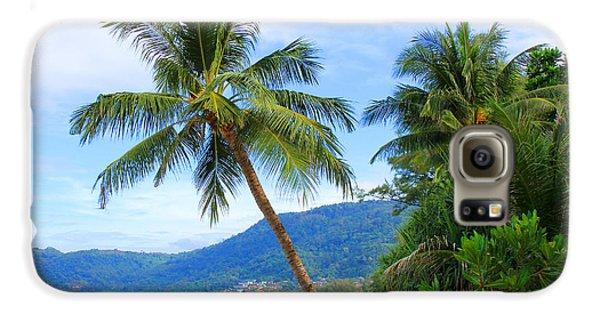 Phuket Patong Beach Galaxy S6 Case by Mark Ashkenazi