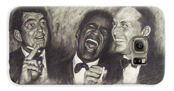 Rat Pack Galaxy S6 Case by Cynthia Campbell
