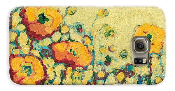 Reminiscing On A Summer Day Galaxy S6 Case by Jennifer Lommers