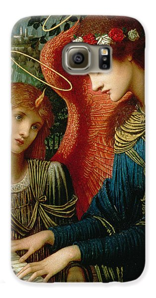Saint Cecilia Galaxy S6 Case by John Melhuish Strukdwic