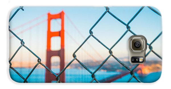 San Francisco Golden Gate Bridge Galaxy S6 Case by Cory Dewald
