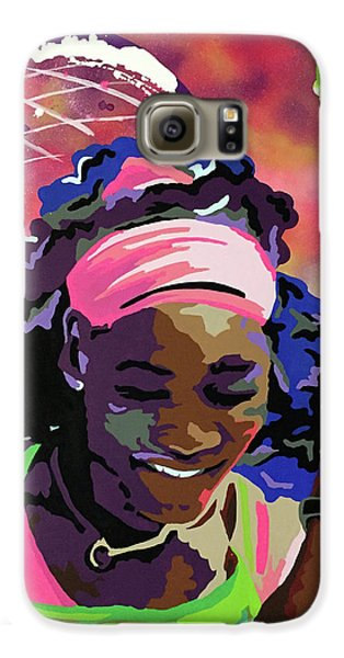 Serena Galaxy S6 Case by Chelsea VanHook