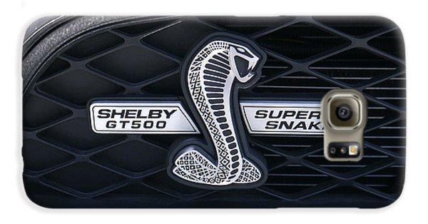 Shelby Gt 500 Super Snake Galaxy S6 Case by Mike McGlothlen