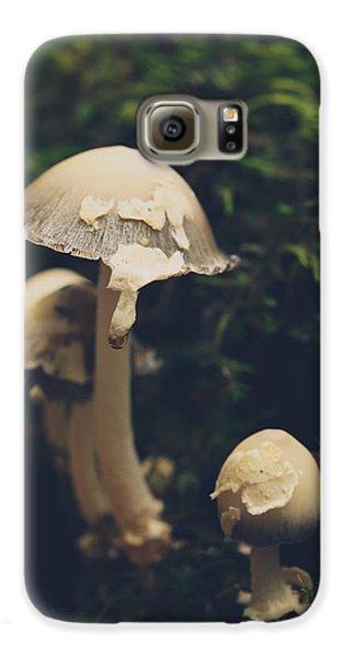 Shroom Family Galaxy S6 Case by Shane Holsclaw