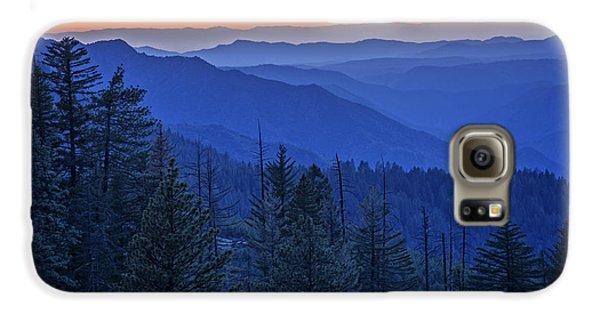 Sierra Fire Galaxy S6 Case by Rick Berk