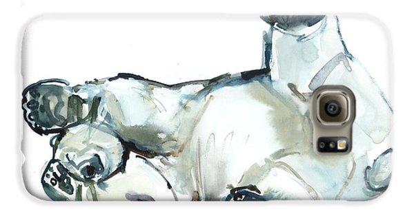 Snow Rub Galaxy S6 Case by Mark Adlington