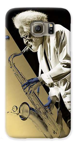Sonny Rollins Collection Galaxy S6 Case by Marvin Blaine