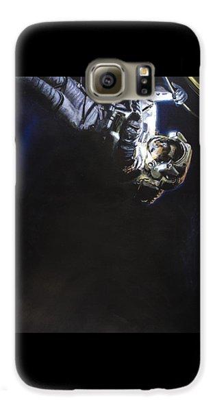 Spacewalk 1  Galaxy S6 Case by Simon Kregar