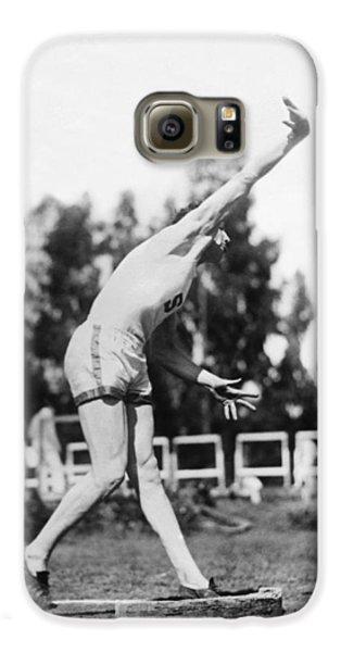 Stanford Field Star Hartranft Galaxy S6 Case by Underwood Archives
