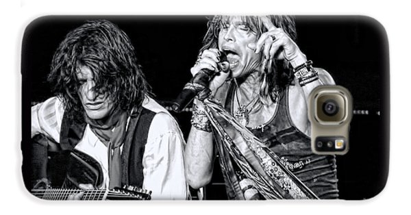 Steven Tyler Croons Galaxy S6 Case by Traci Cottingham