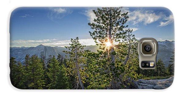 Sunrise On Sentinel Dome Galaxy S6 Case by Rick Berk