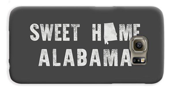 Sweet Home Alabama Galaxy S6 Case by Nancy Ingersoll