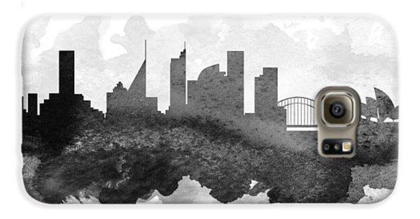 Sydney Cityscape 11 Galaxy S6 Case by Aged Pixel