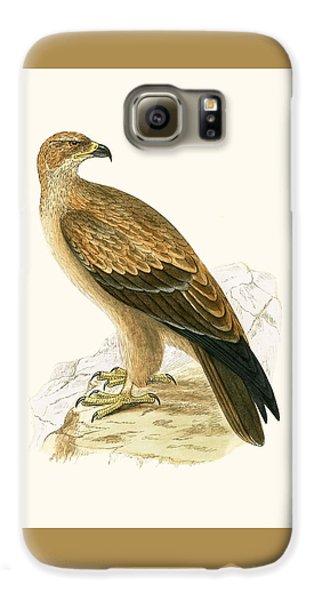 Tawny Eagle Galaxy S6 Case by English School