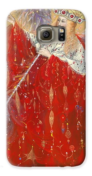 The Angel Of Life Galaxy S6 Case by Annael Anelia Pavlova