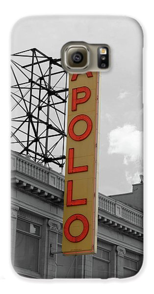 The Apollo In Harlem Galaxy S6 Case by Danny Thomas