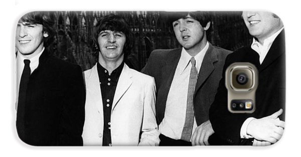 The Beatles, 1960s Galaxy S6 Case by Granger