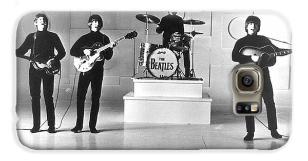 The Beatles, 1965 Galaxy S6 Case by Granger