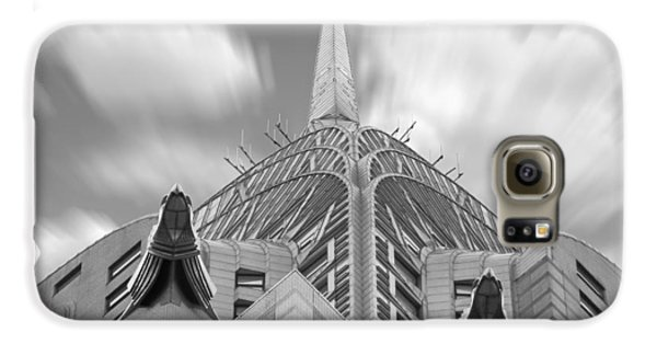 The Chrysler Building 2 Galaxy S6 Case by Mike McGlothlen