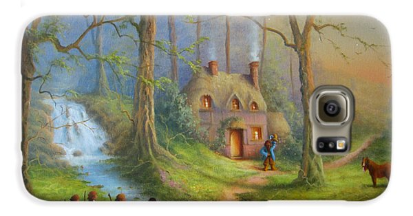 The House Of Tom Bombadil.  Galaxy S6 Case by Joe  Gilronan