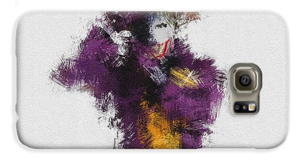 The Joker Galaxy S6 Case by Miranda Sether