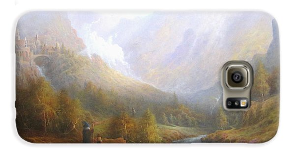The Misty Mountains Galaxy S6 Case by Joe  Gilronan