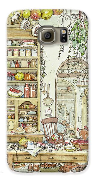 The Palace Kitchen Galaxy S6 Case by Brambly Hedge