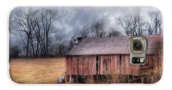 The Rural Curators Galaxy S6 Case by Lori Deiter