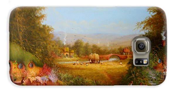 The Shire. Galaxy S6 Case by Joe  Gilronan