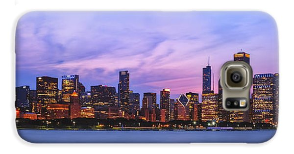 The Windy City Galaxy S6 Case by Scott Norris