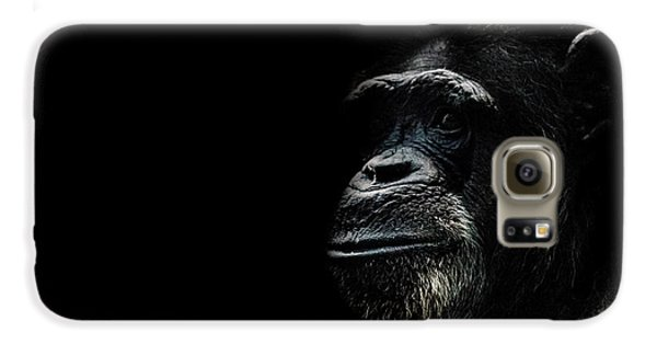 The Wise Galaxy S6 Case by Martin Newman