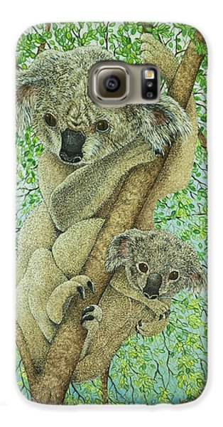Top Of The Tree Galaxy S6 Case by Pat Scott