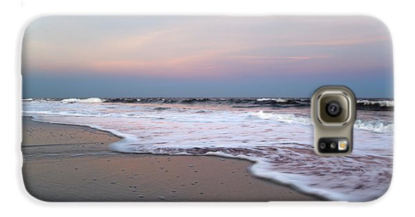 Topsail Dome-esticated Evening Galaxy S6 Case by Betsy Knapp