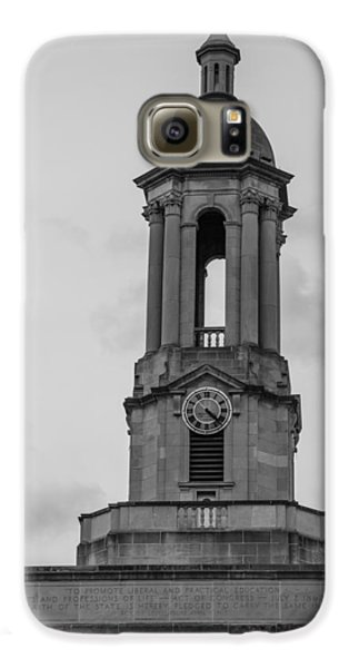 Tower At Old Main Penn State Galaxy S6 Case by John McGraw