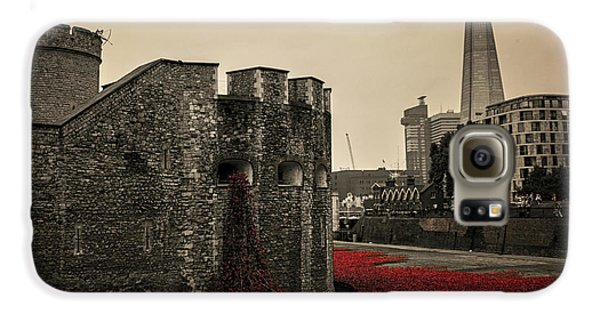 Tower Of London Galaxy S6 Case by Martin Newman