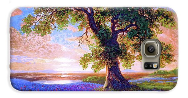Tree Of Tranquillity Galaxy S6 Case by Jane Small