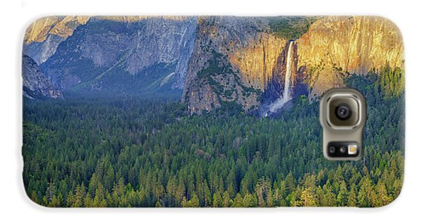 Tunnel View At Sunset Galaxy S6 Case by Rick Berk