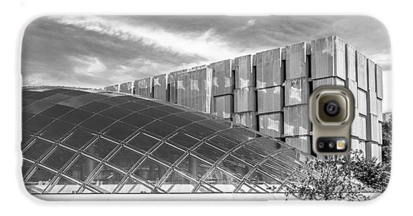University Of Chicago Mansueto Library Galaxy S6 Case by University Icons
